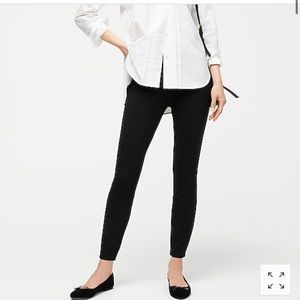 J. Crew Any Day Pant in stretch ponte XS